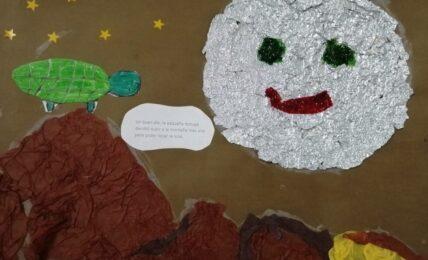 Aprendiendo sobre el universo a través de la lectura en Infantil