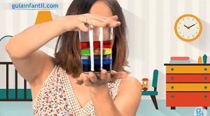 Arcoíris líquido