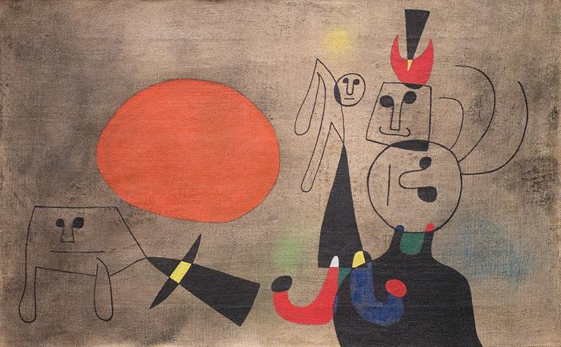 Miró exposiciones en Madrid