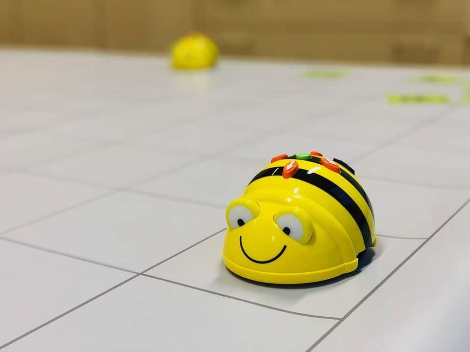 Bee Bot Formación docente