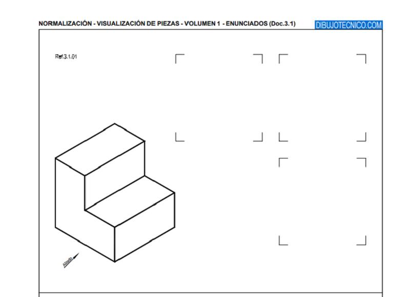 Visualización de piezas: recursos para clase de Tecnología