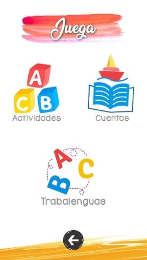 Lenguaje y lectura para niños