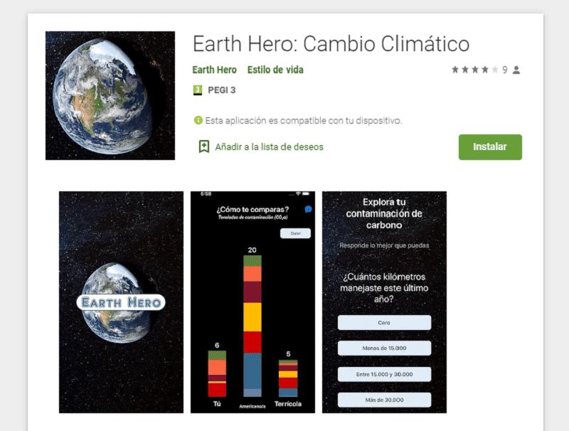 Earth Hero