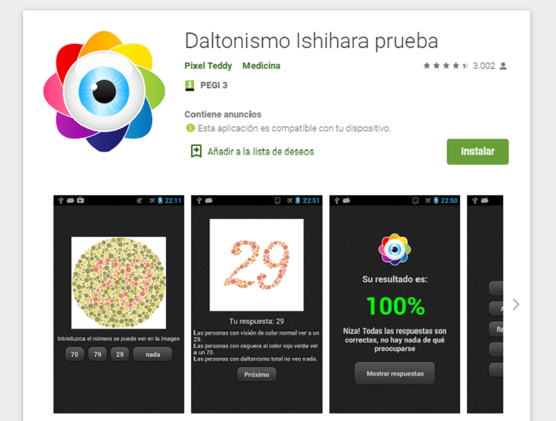 apps daltonismo