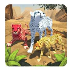 Cheetah Sim 3D