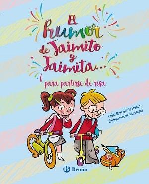 Novedades literarias de diciembre: Los chistes de Jaimito y su familia