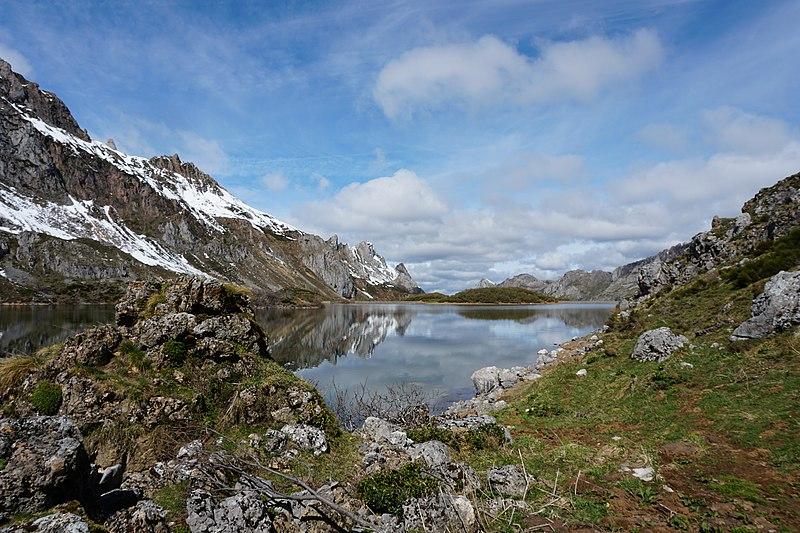 Parque Natural de Somiedo (Asturias) naturaleza otoño