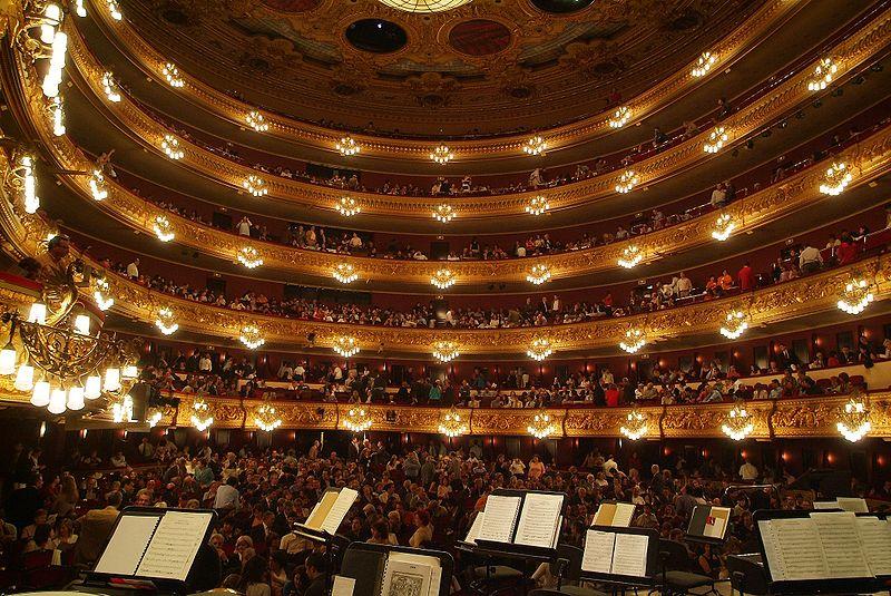 Gran Teatre del Liceu (Barcelona) Teatros para niños