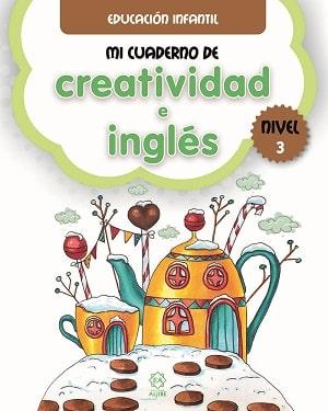 Novedades literarias de diciembre: Mi cuaderno de creatividad e inglés