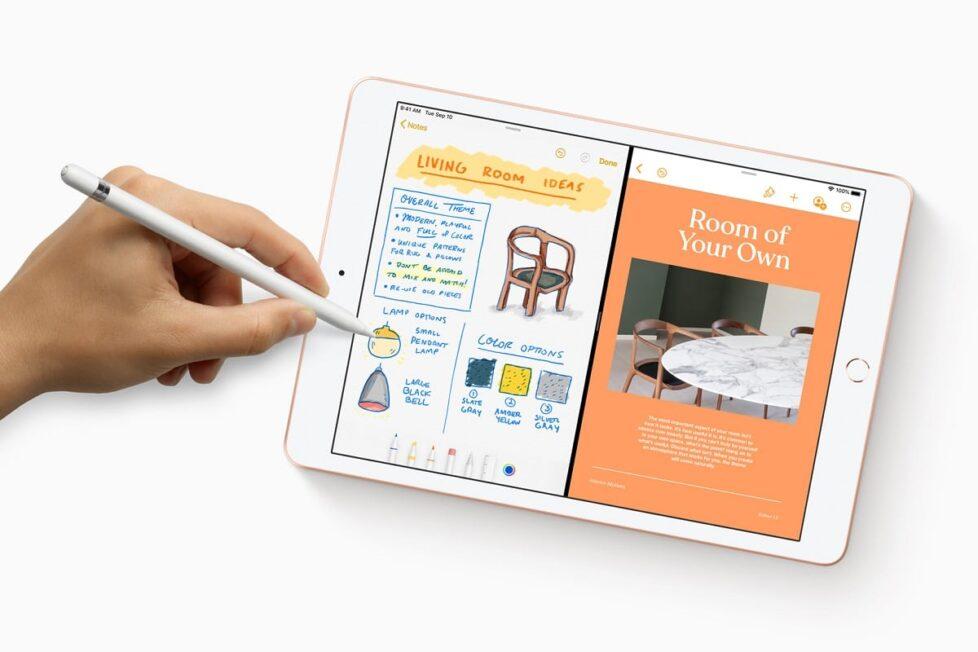 Apple New iPad iPadOS 091019