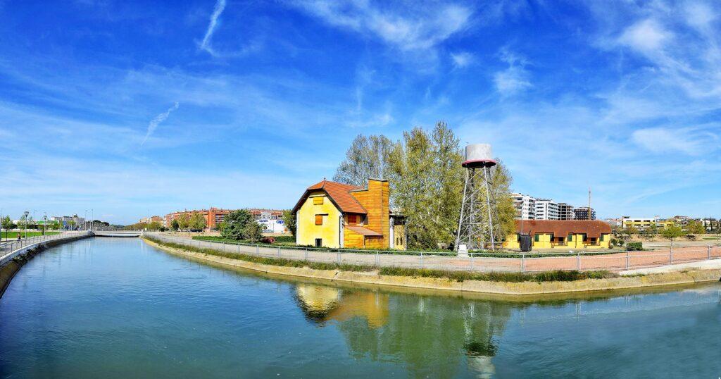 Canal de Seròs Lleida. museos para niños gratis