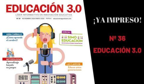 Nº 36 EDUCACIÓN 3.0