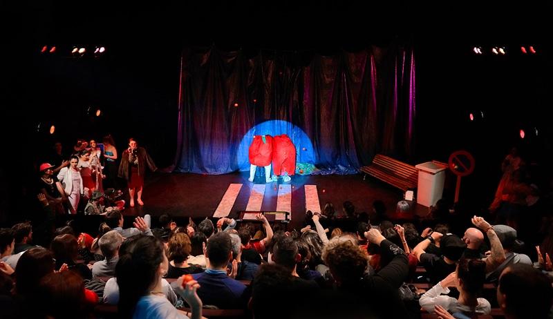 Sala Mirador Madrid Teatros para niños