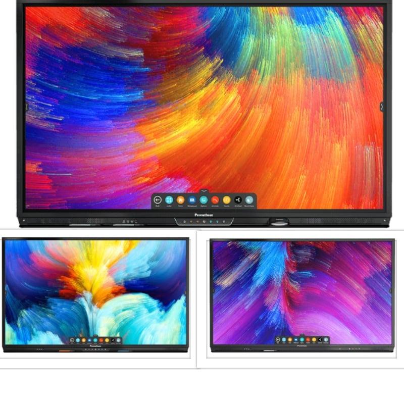 paneles interactivos que incluyen Android