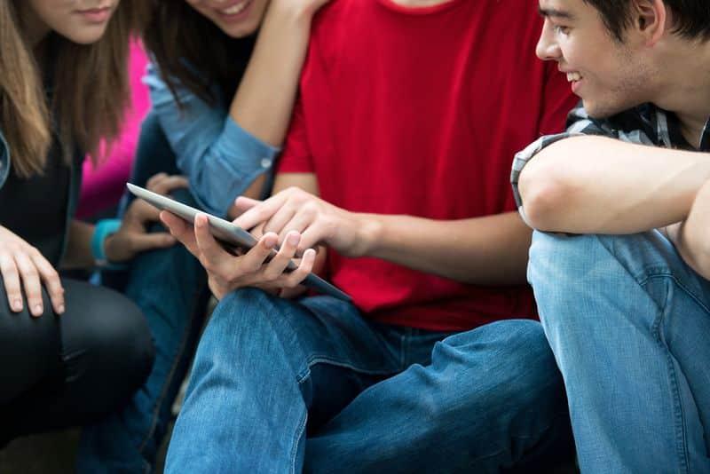 uso internet adolescentes