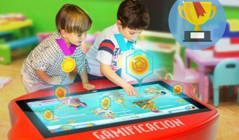 multiclass kids table