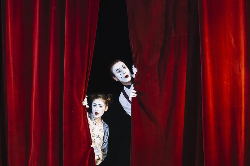 teatro Cursos de interpretación Día Mundial del Teatro