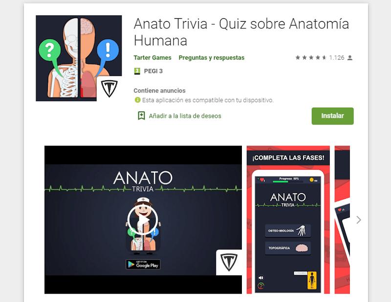Anato Trivia
