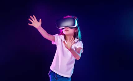 Tecnología en el aula, gafas virtuales