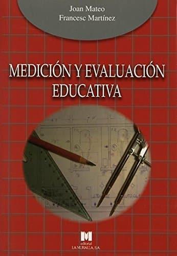 Medición y evaluación educativa libros evaluación