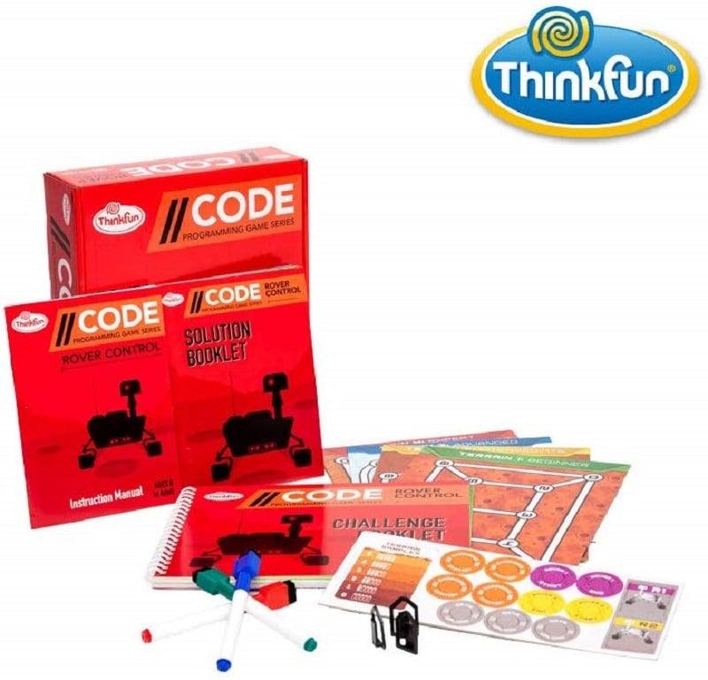 Thinkfun Code No.2 - Rover Control - Juego de programación