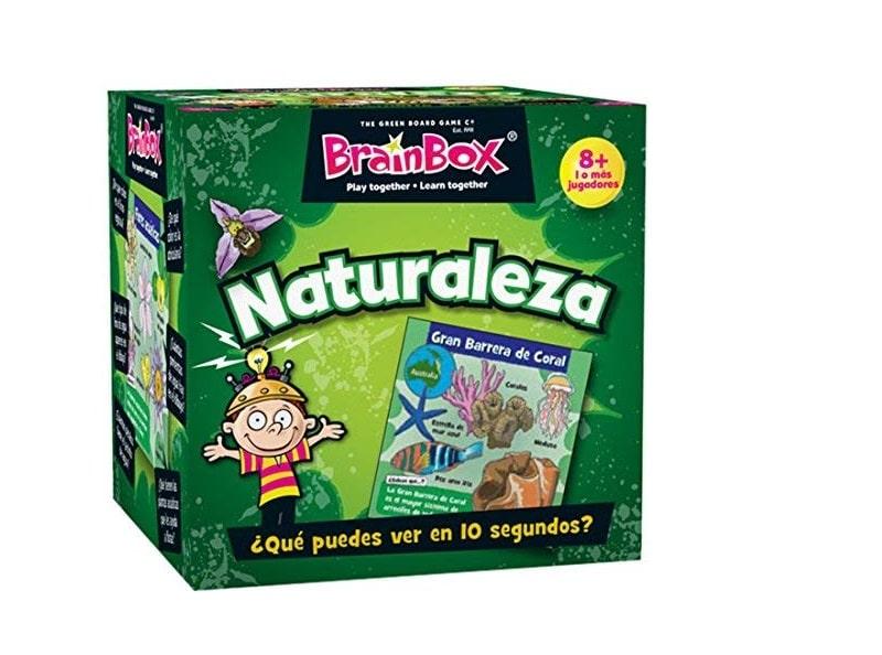 Brain Box - Juego de Memoria Naturaleza