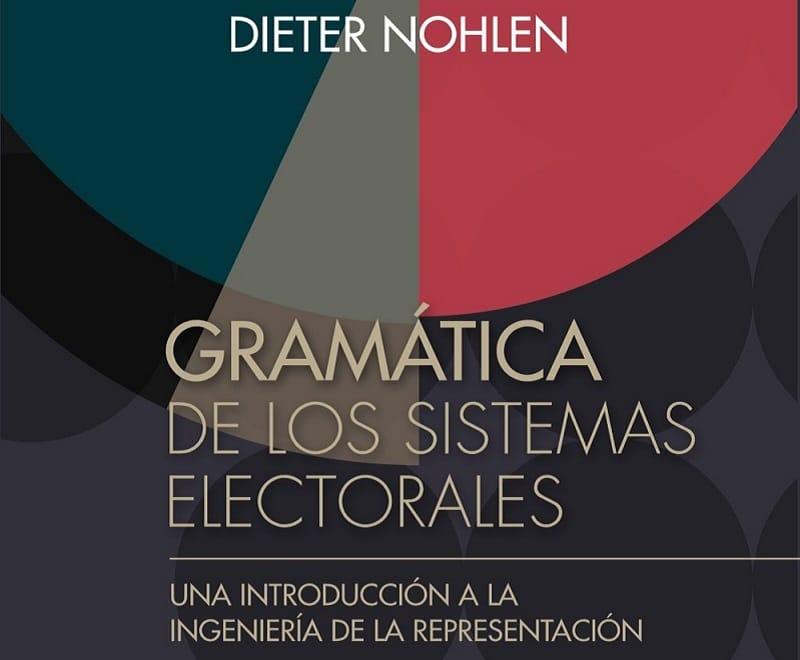 Gramática de los sistemas electorales