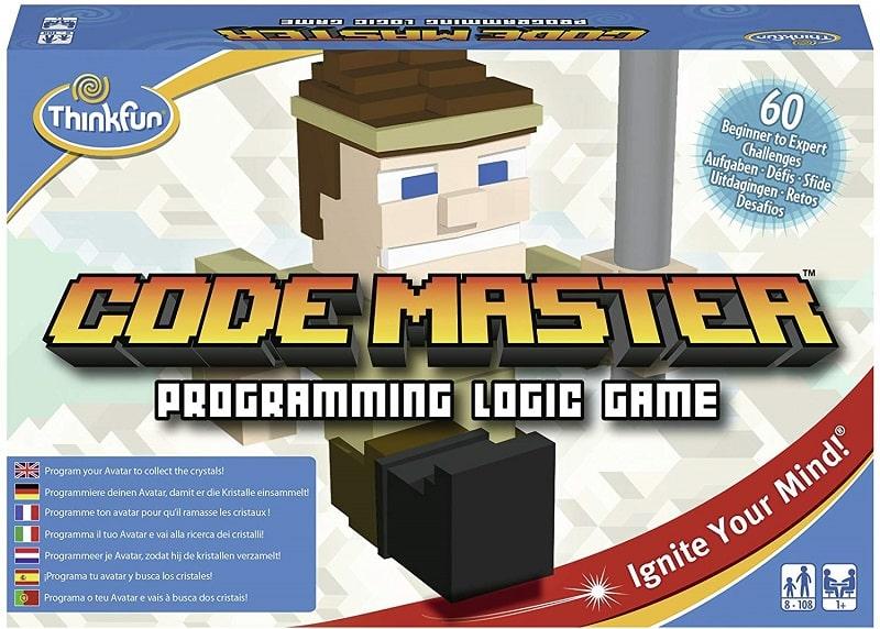 Think Fun - Code Master Juego de Habilidad
