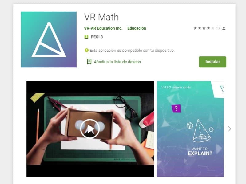 VR Math