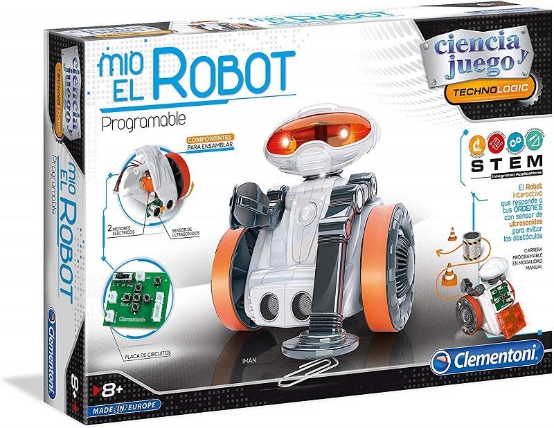 Clementoni - Mio el Robot Interactivo