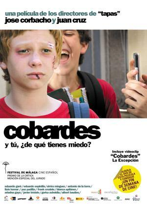 Cobardes (combatir el bullying)