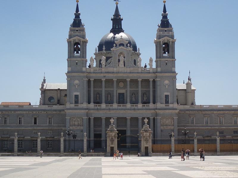 Catedral de la Almudena (Madrid) - Elena F D.