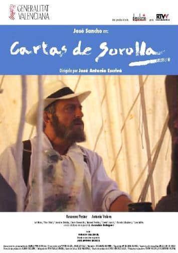 Cartas de Sorolla películas historia España
