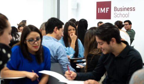 Formación en neuropsicología- IMF Business School