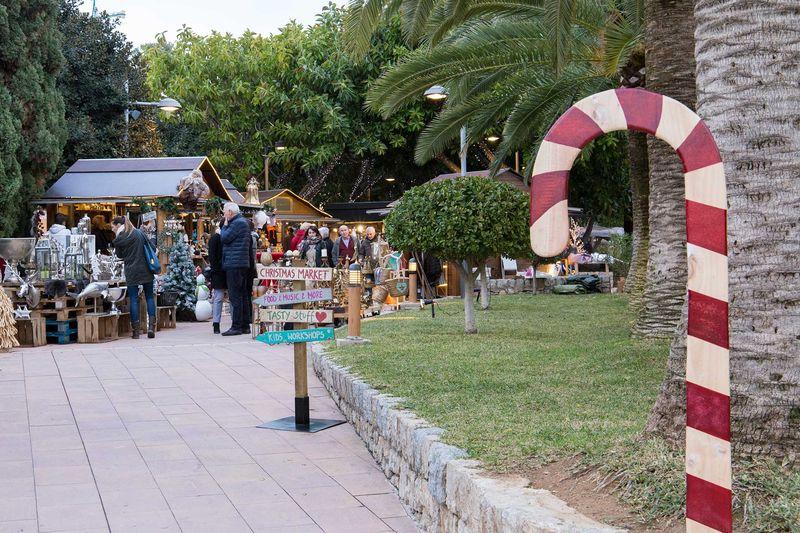 Christmas Market de Puerto Portals (Mallorca)