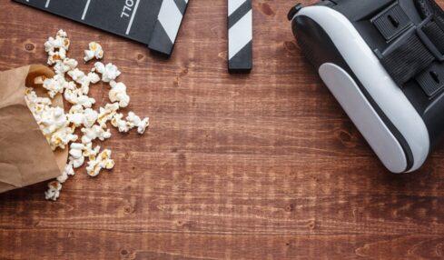 Palomitas y cine