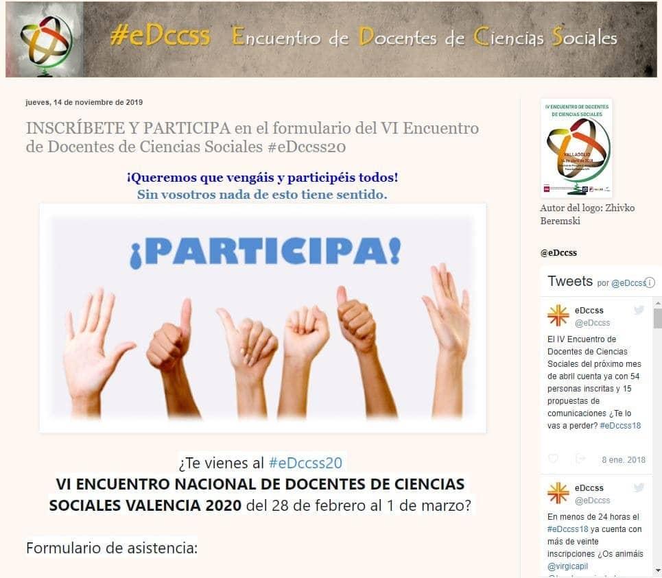 Eventos educativos del mes de febrero