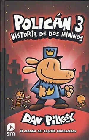 Policán 3: historia de dos mininos cómics y novelas gráficas Primaria