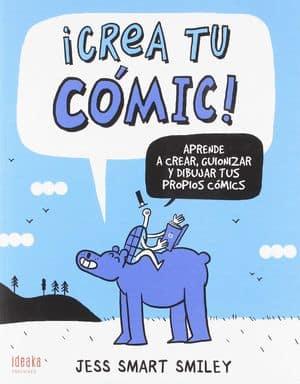 ¡Crea tu propio cómic!