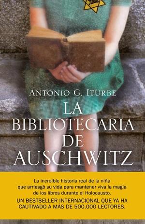 La bibliotecaria de Auschwitz Libros Holocausto