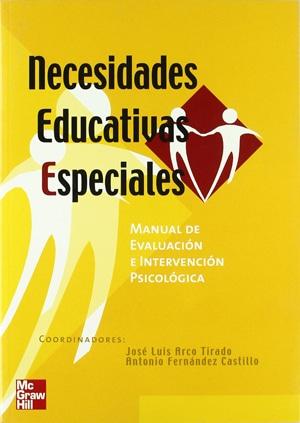 Necesidades Educativas Especiales: manual de evaluación e intervención psicológica en Necesidades Educativas Especiales