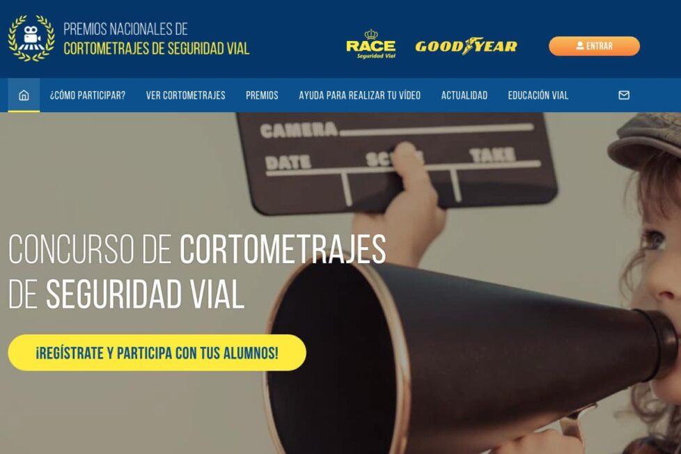 8º edición de los Premios Nacionales de Cortometrajes de Educación Vial