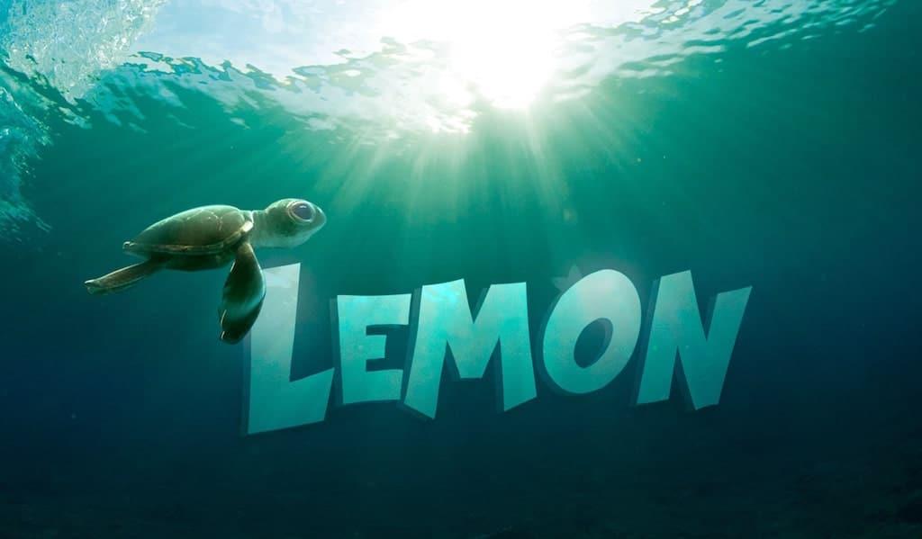 cortometraje Lemon