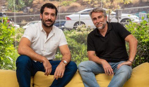 Ignacio Santa-María Megía e Iván Pulido Benito