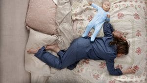 The Letdown series maternidad y paternidad