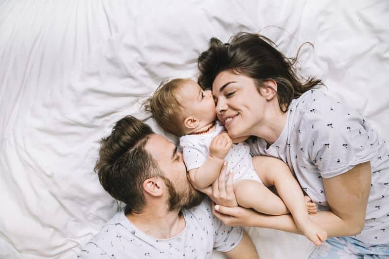crianza familia