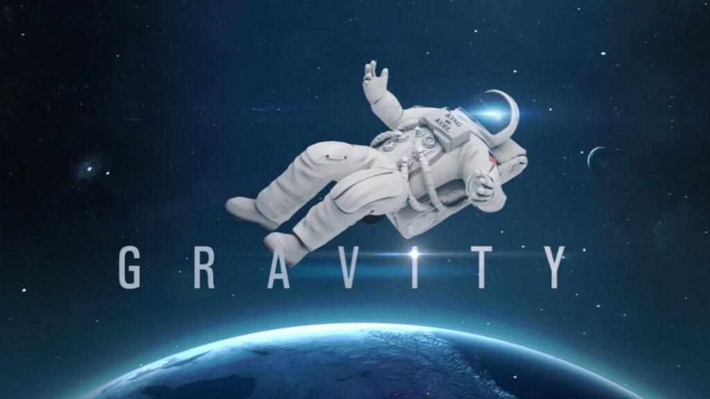 Gravity película