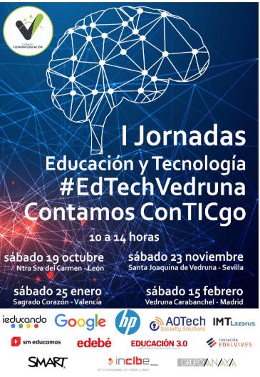 Jornadas Educación y Tecnología
