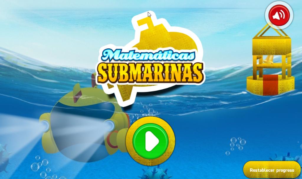 Matemáticas submarinas