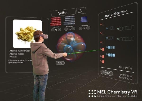 Chemistry VR